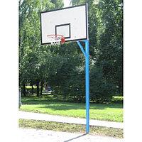 Баскетбольная стойка 1шт H=3500м
