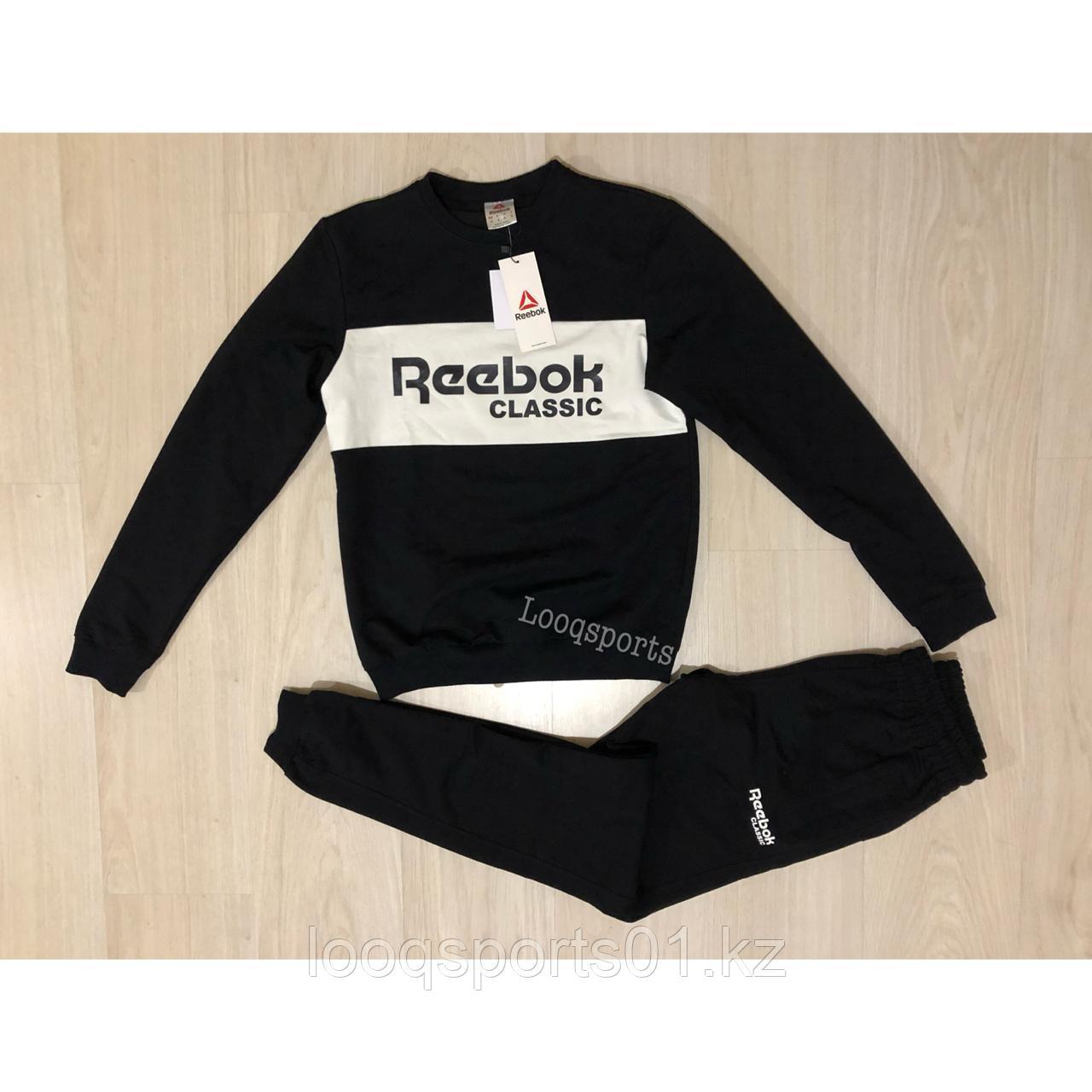 Спортивный костюм Reebok (толстовка) с бесплатной доставкой