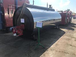 Паровой (парогенератор) газовый котел КВ-80