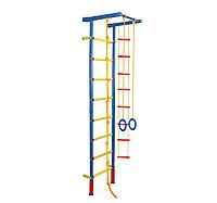Домашний спортивный комплекс пристенный 2,20м (вес не ограничен)