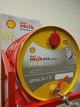 Моторное Масло Shell Helix HX8 5W30 1литр на розлив