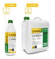 Для мытья полов и удаления известковых отложений с дезинфицирующим эффектом.FL - ANTIMINERAL -5л. 1