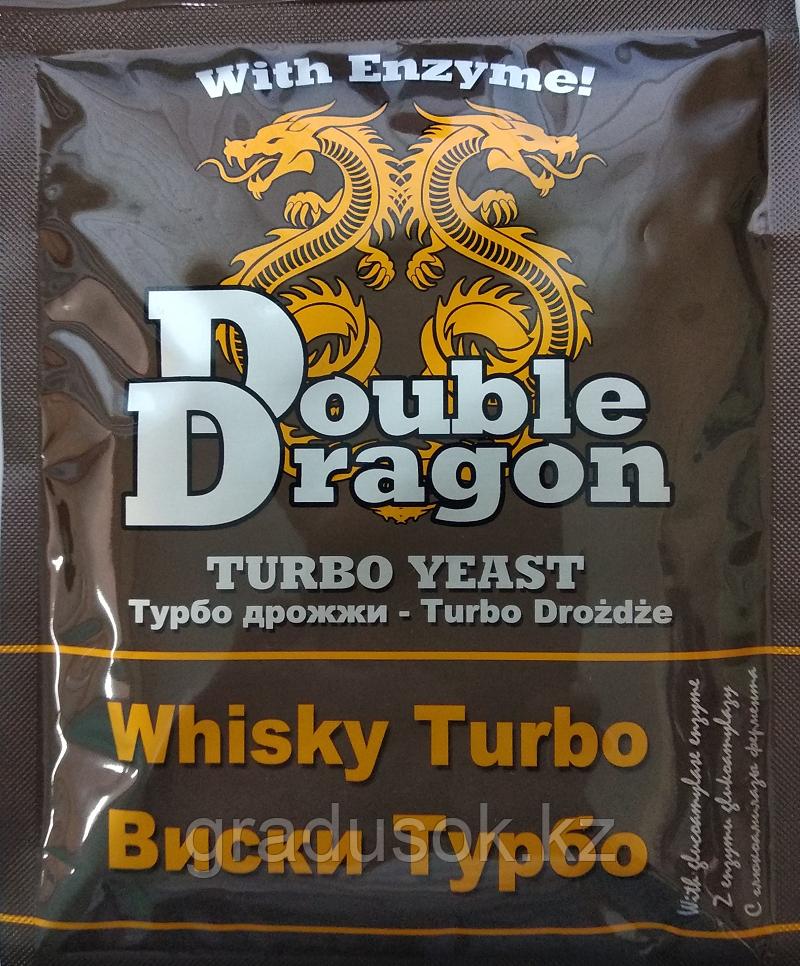 Дрожжи спиртовые Double Dragon Whisky Turbo