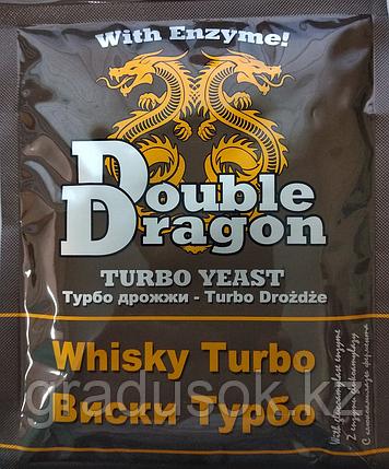 Дрожжи спиртовые Double Dragon Whisky Turbo, фото 2