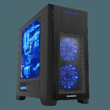 Игровой компьютер Intel Core i3 9100F 3.6 GHz/MB H310/DDR4 8GB/SSD 120GB/HDD 1TB/VC GTX750Ti 2GB GDDR5/БП 500W