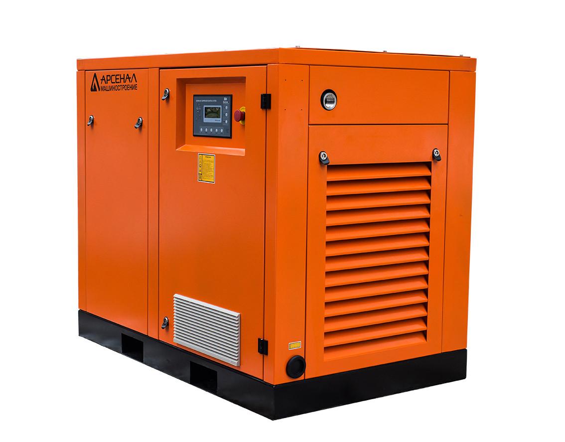 ЗИФ Станция компрессорная электрическая ЗИФ-СВЭ-3,0/1,0 ШМ ременная