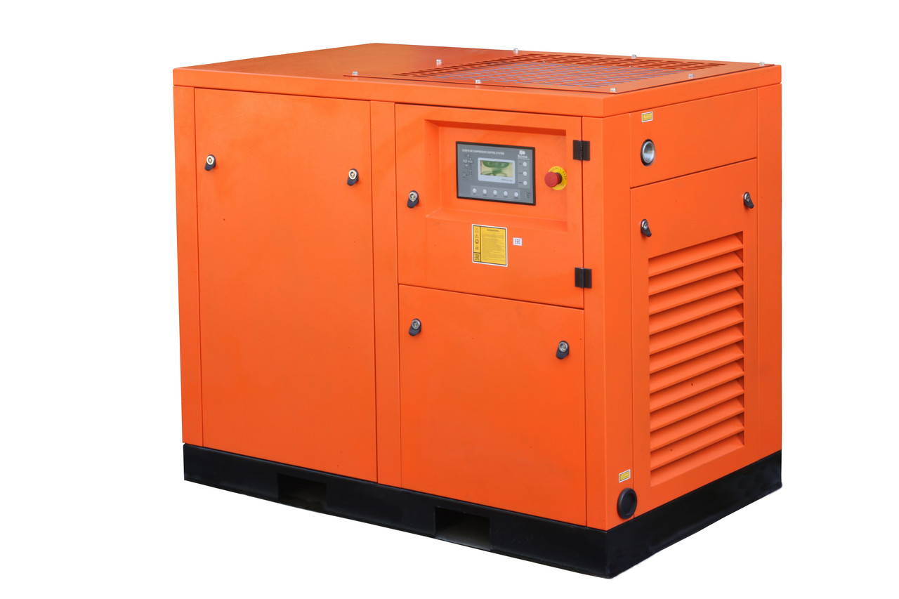 ЗИФ Станция компрессорная электрическая ЗИФ-СВЭ-5,4/1,0 ШМ ременная