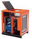 ЗИФ Станция компрессорная электрическая ЗИФ-СВЭ-1,3/0,7 ШМЧ ременная, фото 4