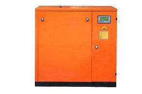 ЗИФ Станция компрессорная электрическая ЗИФ-СВЭ-2,1/1,0 ШМЧ ременная