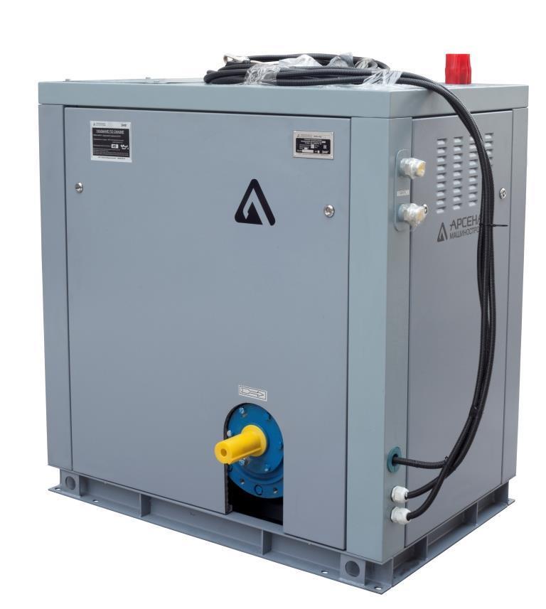 ЗИФ Агрегат компрессорный винтовой ЗИФ-КОМ-10/1,0