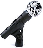 Shure SM 58 SE вокальный динамический микрофон, фото 1
