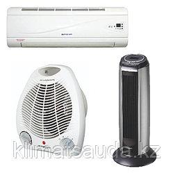 Используйте тепловентиляторы и изоляцию, чтобы сохранить тепло в вашем доме.