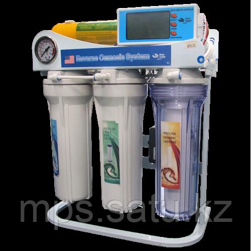 Обратноосмотическая установка для очистки и насыщения воды - фото 1
