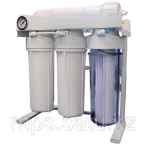 Обратноосмотическая установка для очистки и насыщения воды - фото 2