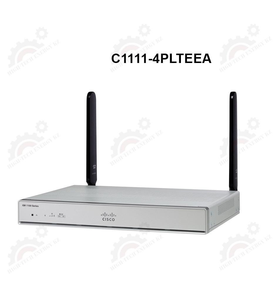 ISR 1100 4P Dual GE Ethernet w / LTE Adv SMS / GPS EMEA & NA