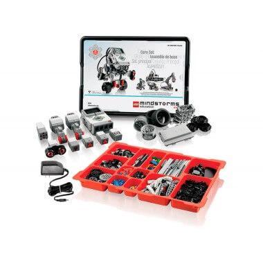 Lego Education Mindstorms Базовый набор EV3
