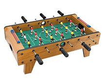 ⚽ Настольный футбол 6 металлических ручек HG 2035 69x37x23 на штангах деревянный ,