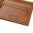 Кожаный купюродержатель Gubintu - подарите коллеге, фото 7