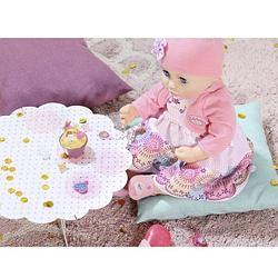 Zapf Creation Baby Annabell  Бэби Аннабель Кукла многофункциональная Праздничная, 43 см