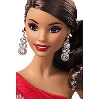 Mattel Barbie Барби Праздничная кукла брюнетка