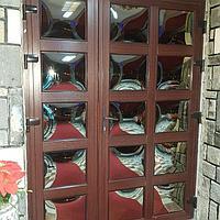 Окна, двери, витражи из ПВХ и алюминиевого профиля