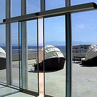 Раздвижные автоматические двери для офисов и бутиков