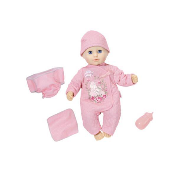 Zapf Creation Baby Annabell  Бэби Аннабель Кукла Веселая малышка, 36 см