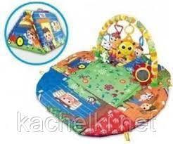 Развивающий игровой коврик Ферма  (S+S toys)