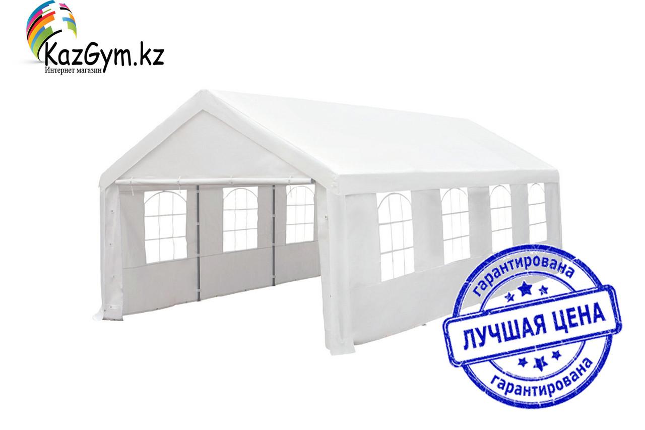 Шатер большой со стенками, белый (4х6м)