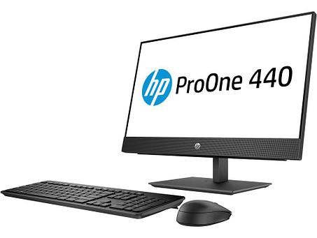 Моноблок HP 4NT86EA ProOne 440G4 NT AiO 23.8 FHD, фото 2