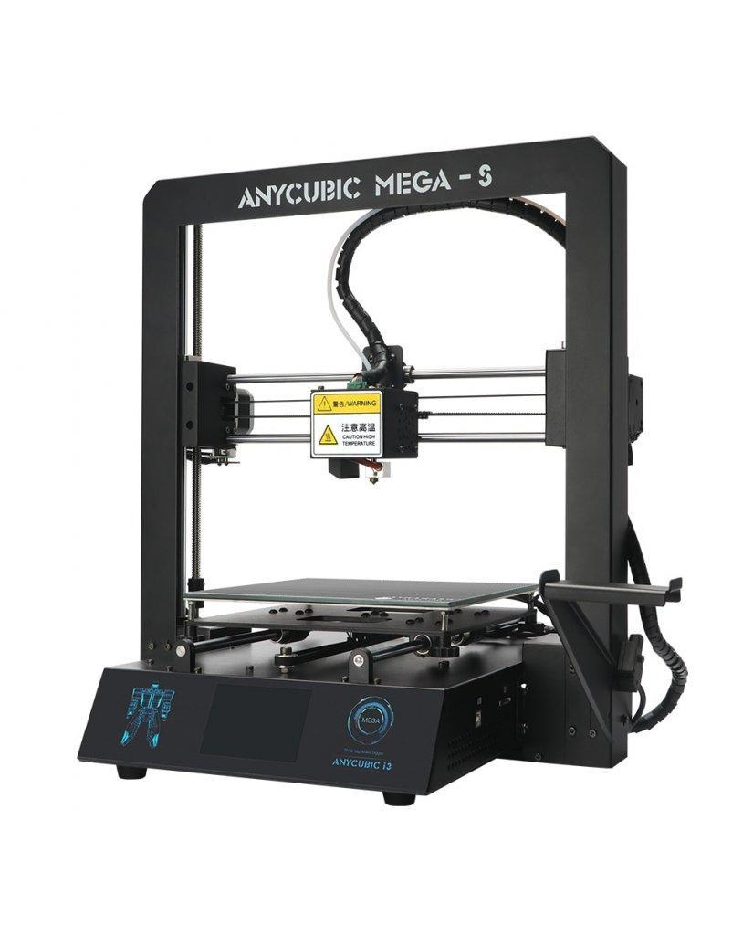 3D принтер Anycubic Mega-S (210x210x205)
