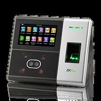 Гибридный биометрический терминал СКД учета рабочего времени ZKTeco SFace900, фото 1