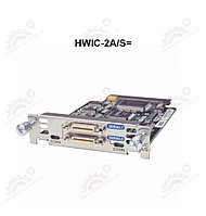 2-Port Async / Sync Serial WAN Interface Card