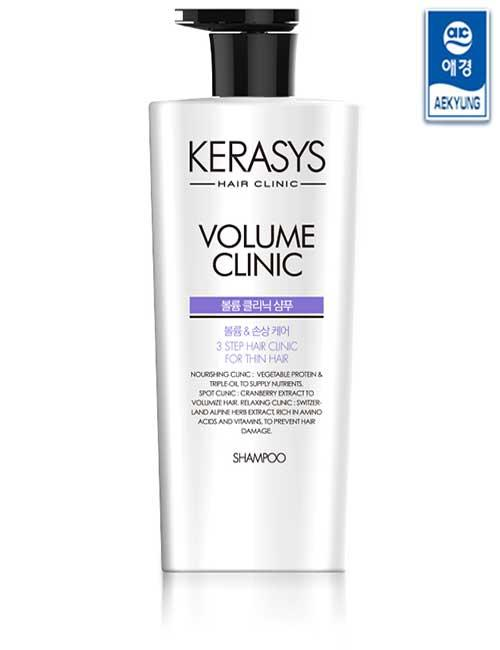 Шампунь Kerasys Volume Clinic Shampoo 750 ml.