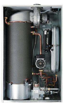 Газовый котел KITURAMI NEW Hybrid 35R (дымоход поставляется отдельно), фото 2