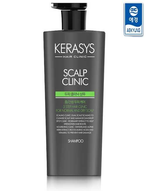 Шампунь Kerasys Scalp Clinic Shampoo 750 ml.