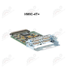 Module HWIC-4T=