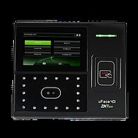 Мульти биометрический терминал СКД учета рабочего времени ZKTeco uFace402, фото 1
