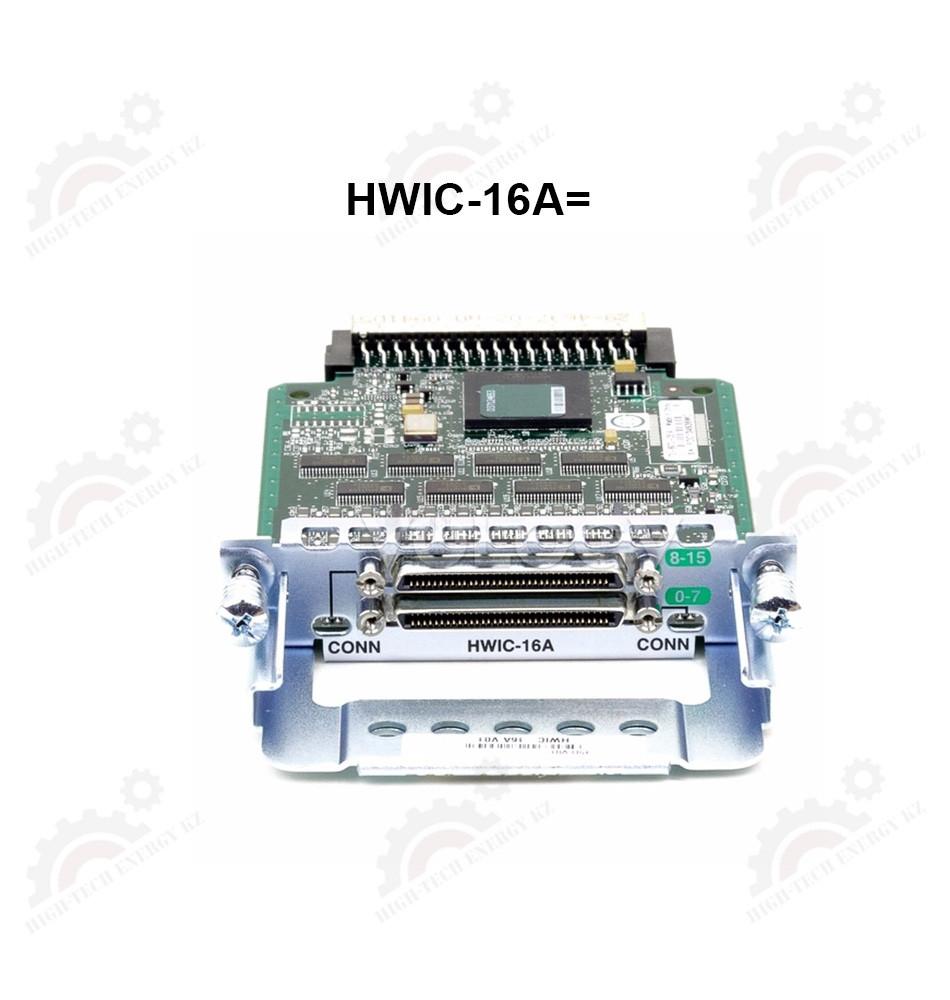 Модуль 16-Port Async HWIC