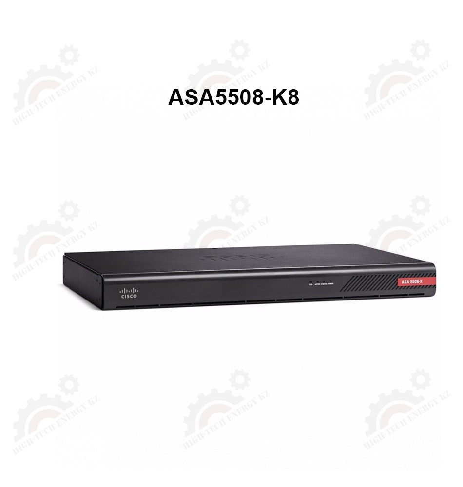 ASA 5508-X with FirePOWER services 8GE AC DES