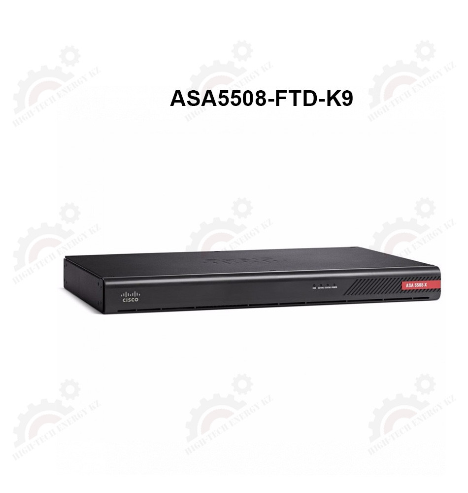 ASA 5508-X with Firepower Threat Defense, 8GE, AC