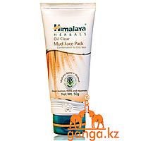 Очищающая маска лица с Минеральной Глиной и Грецким Орехом (Mud Face Pack HIMALAYA), 50 гр