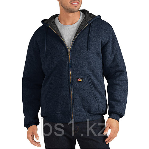Куртка Heavyweight Quilted Fleece Hoodie