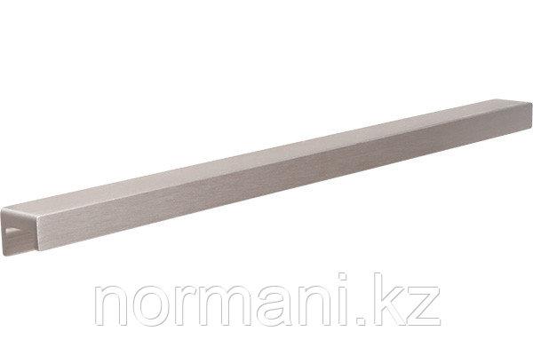 Ручка накладная L.350мм, отделка сталь шлифованная