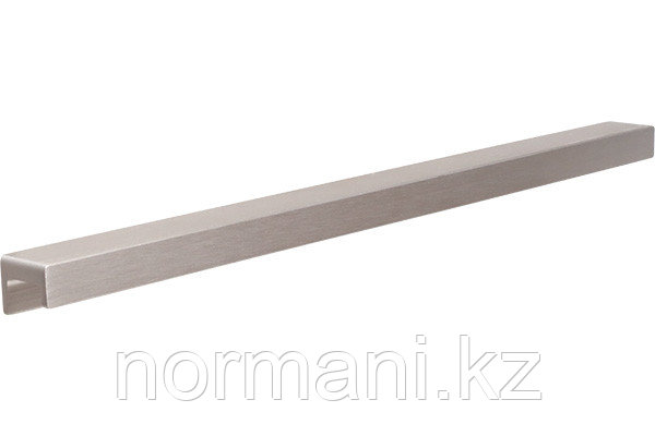 Ручка накладная L.350мм, отделка Сатин