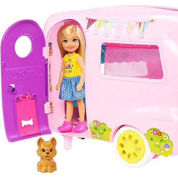 Mattel Barbie Барби Фургон Челси