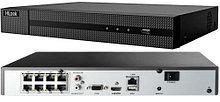 NVR-108MH-D/8P - 8-ми канальный сетевой видеорегистратор с разрешением записи до 4MP на канал, с 8-ю PoE-портами.