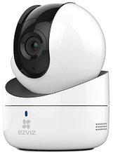 C6H - 1.0MP Поворотная IP-камера с фиксированным объективом, встроенным Wi-Fi-модулем, дуплексным аудио и ИК-подсветкой.
