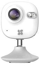 C2 Mini - 1MP Внутренняя IP-камера с фиксированным объективом, встроенным Wi-Fi-модулем, микрофоном и ИК-подсветкой.