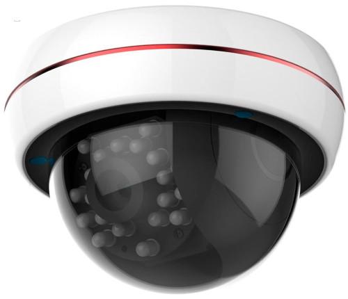 C4S - 2MP Уличная антивандальная купольная IP-камера со встроенным Wi-Fi-модулем, фиксированным объективом и